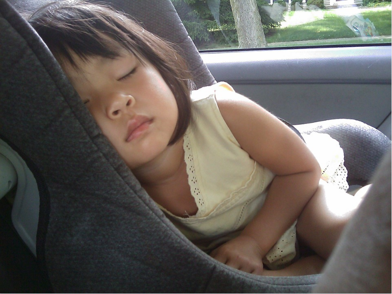 Different Types of Car Seats for Your Children